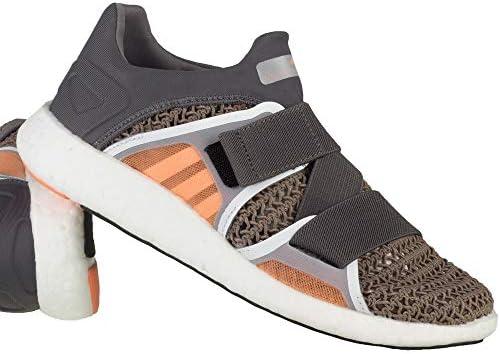 Adidas - Pureboost - S78417 - Farbe: Weiß-Braun-Orangefarbig - Größe: 37.3