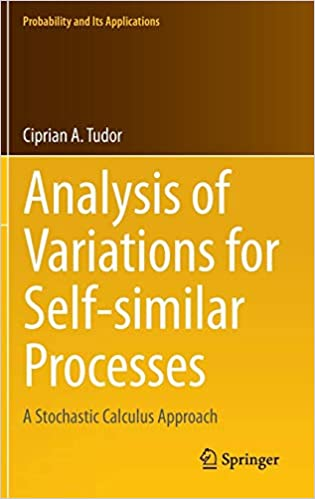 Analysis of Variations for Self-similar Processes: A Stochastic Calculus Approach