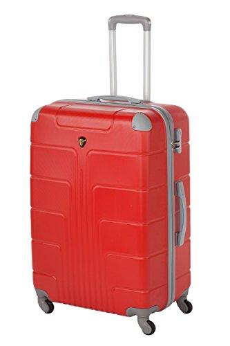 """Valigetta rigida """"New York"""" taglia M, 56 cm, 42 litri 7 77 diversi colori"""
