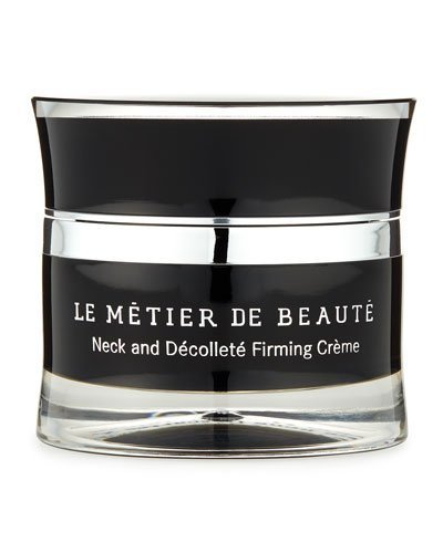Le Metier De Beaute Neck and Decollete Firming Creme Brand New in Box 1.7oz (50ml) (Le Metier De Beaute Best Products)