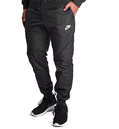 Nike Men's Sportswear Windrunner Athletic Pants Black Size XL