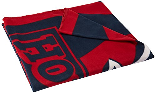 NFL Houston Texans Marque Printed Fleece Throw, 50-inch by - Outlet In Houston
