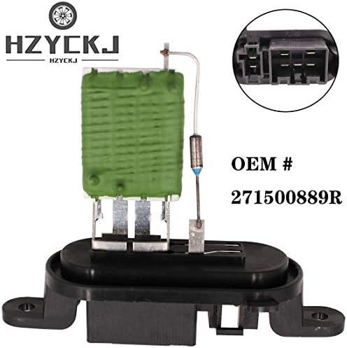 HZYCKJ Resistor del motor del ventilador del coche OEM # 77364714 76723712