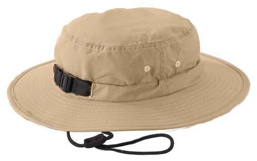 BX NYLON SAFARI GUIDE HAT (KHAKI)