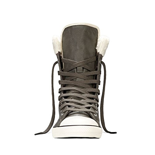 Converse Chuck Taylor Dainty XHi Charcoal Mens Trainers 544934C Charcoal