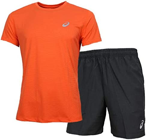 ジャージ 上下 メンズ トレーニングウェア ランニング Tシャツ 半袖 + ハーフ 2011A069 2021A005 4カラー 吸汗速乾