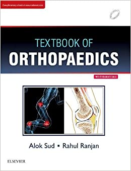Buy Textbook of Orthopaedics, 1edition Book Online at Low
