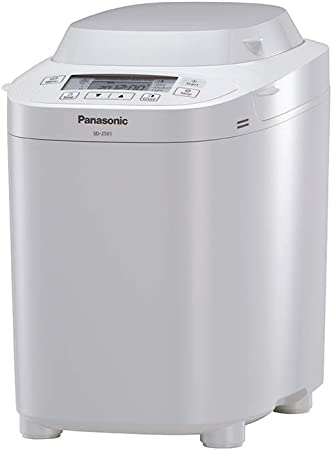 Amazon.com: Panasonic sd-2501 WXC Panificadora automática ...