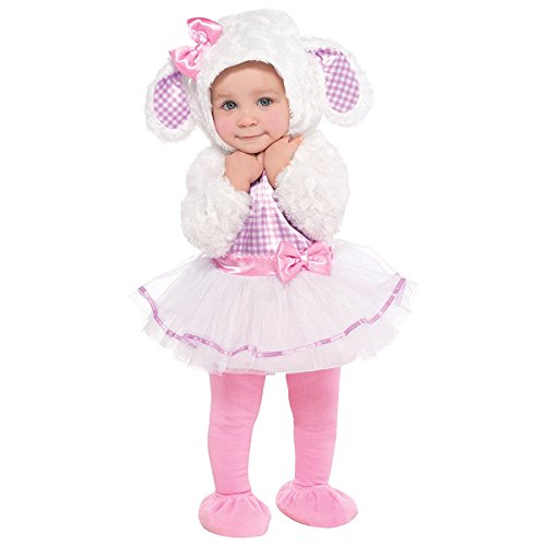 Christy's Toddlers Little Lamb Costume (6-12 Months)
