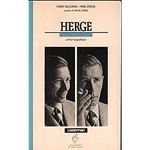 Hergé : portrait biographique