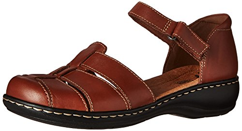 Sandal Leisa Tan Wave Clarks Fisherman Women's xRFwYqP