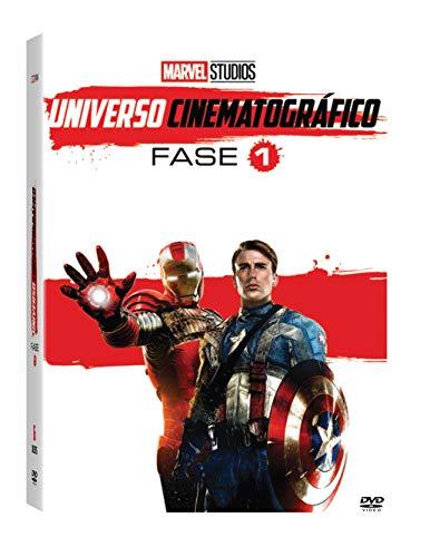 Marvel Studios Universo Cinematográfico Fase 1 Dvd