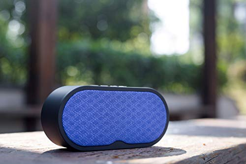 Portable Bluetooth Speaker Wireless,Bocinas Bluetooth Outdoor Sport Load Speaker with HD Sound,Enhanced Bass, Built-in Mic,6 Hours Playtime and TF Card Compatible with iPhone/Ipad/Samsung/Laptop
