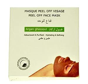 Peel Off Masque for Face 25g x 5 packs