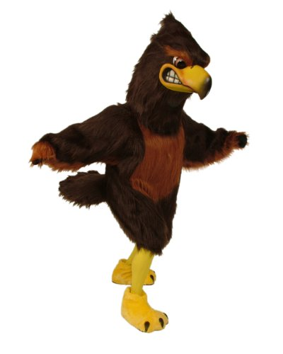 [Majestic Hawk Mascot Costume] (Alinco Costumes)