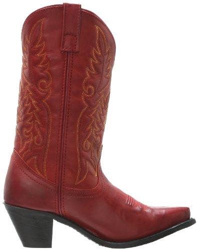 Laredo Womens Madison Boot Brunito Rosso