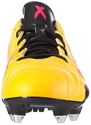 Adidas X 15,1 Sg Menns Fotball Støvler Fotball Cleats Gull Svart S74630