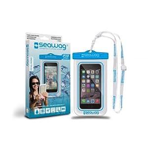 Seawag–Funda estanca e impermeable para smartphone azul Collection 2016Compatible LG G2Mini
