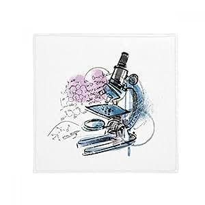 Chemistry - Alfombrilla antideslizante para el suelo de la mascota, cuadrada, para el baño, el salón, la cocina, 60/50 cm, regalo