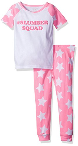 72ddc94d5 The Children s Place Girls  New 2-piece Cotton Pajamas