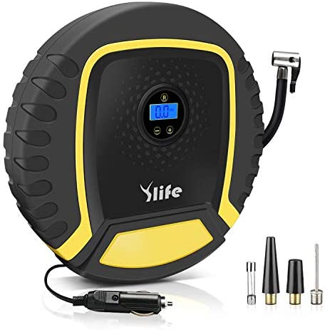 Ylife Inflator Compressor Motorcycle Inflatables product image