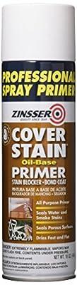 Rust-Oleum Corporation 03609 Cover Stain Oil Base Primer, 16-Ounce, White
