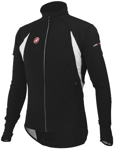 Castelli Race Day Warm Up Jacket - Men's Black, S