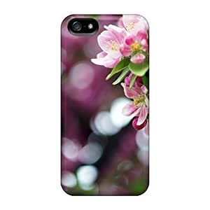 Ultra Slim Fit Hard Favorcase Cases Covers Specially Made For Iphone 5/5s- Vesna Flower
