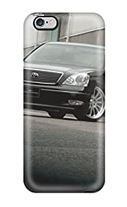 Hot QnLOnAv5517uSvOO 2001 Wald Toyota Celsior Tpu Case Cover Compatible With Iphone 6 Plus