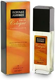Royale Ambree Eau de Cologne Spray 100ml/3.4 oz. by Legrain
