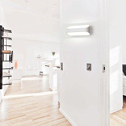 MOMO Mirror Light Bad Spiegelleuchten Moderne Aluminium Wandleuchte  Kreative Schlafzimmer Lamp Hotel Zimmer Badezimmer Flur