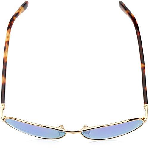 5b110f728a Oakley Women s Feedback Polarized Iridium Aviator Sunglasses ...
