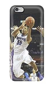 DanRobertse Iphone 6 Plus Hybrid Tpu Case Cover Silicon Bumper Memphis Grizzlies Nba Basketball (21)