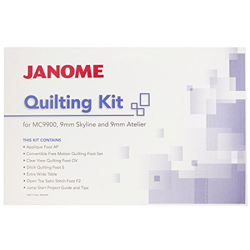 Janome Quilting Accessory Kit for 9mm Machines by Janome