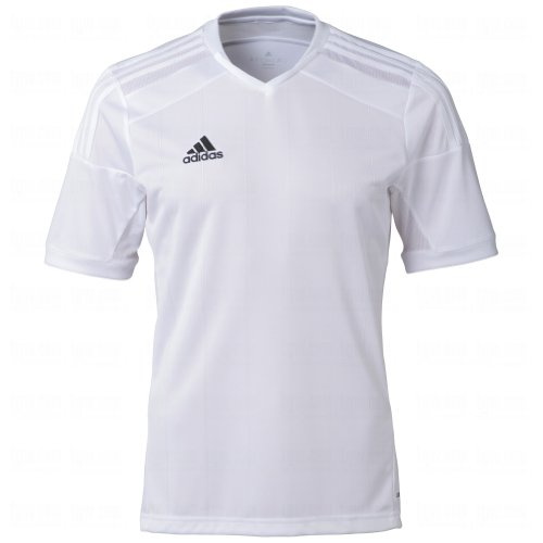 Adidas Youth/Men's Climacool Regista 14 Soccer Jersey (White|White/Small)