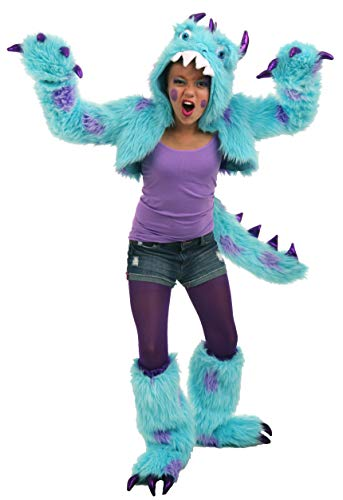Princess Paradise Sullivan The Monster Shrug Costume Set, Multicolor, Tween 6/8 -