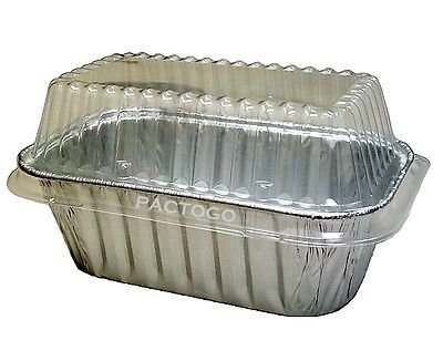 Durable Packaging Durable 1 lb. Aluminum Foil Small Mini-...