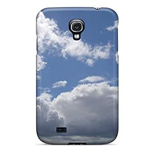 Quality Saraumes Case Cover With Sky522233 Nice Appearance Compatible With Galaxy S4