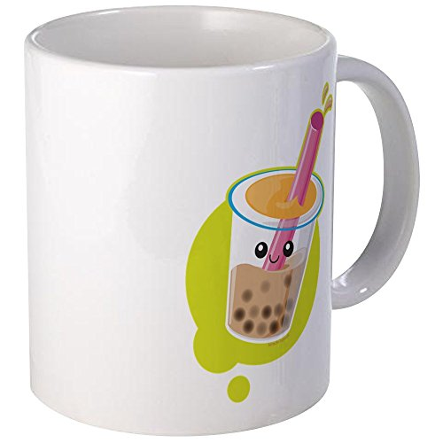 CafePress Boba Tea Mug Unique Coffee Mug, Coffee Cup