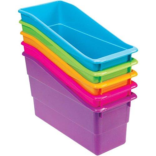 Amazon Magazine File Book Folder Holders Clip On Label Cool Colorful Magazine Holders