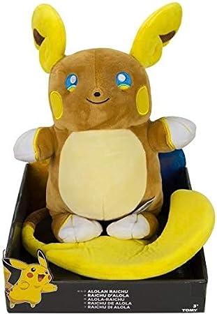 Pokemon Peluche Alolan Exeggutor #103 Jouet Doux En Peluche Animal Poupée Teddy 38 cm NOUVEAU