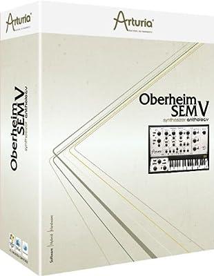 Arturia Oberheim SEM V Virtual Instrument from Arturia