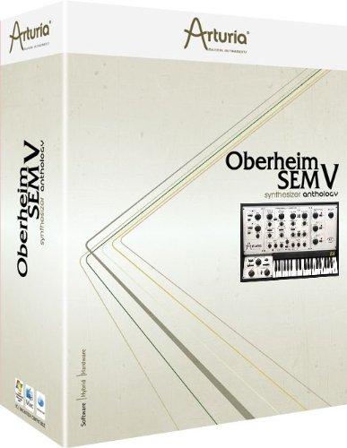 Arturia Oberheim SEM V Virtual Instrument by Arturia