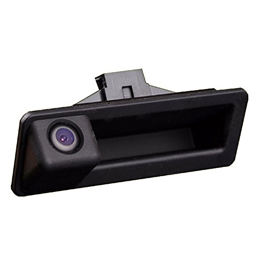 Kalakass Trunk Handle Vehicle-specific Camera Integrated into Case Tailgate...