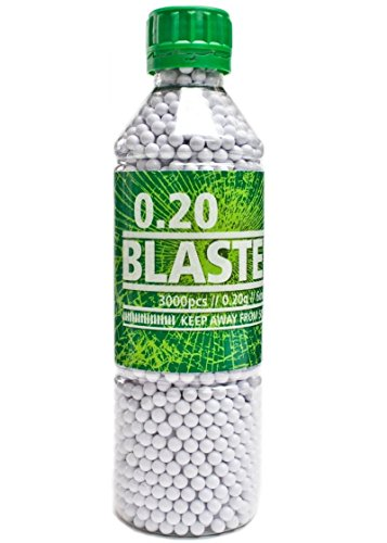 Blaster 0.2g 3000 BBs In Bottle