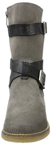 Stivali Donna 26404 Grigio Be graphite Natural EzAqY