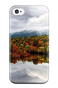 8707024K55670516 Special Skin Case Cover For Iphone 4/4s, Popular Scenic Phone Case