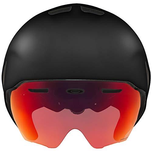 Oakley ARO7 Men's MTB Cycling Helmet - Black/Large (Oakley Bicycle)