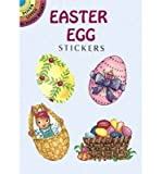 img - for Easter Egg Stickers book / textbook / text book