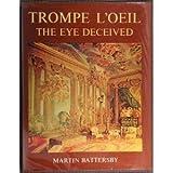 Trompe L'oeil, Martin Battersby and Christine Bernard, 085670055X